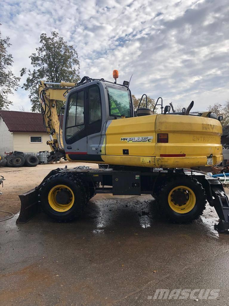 New Holland MH Plus C