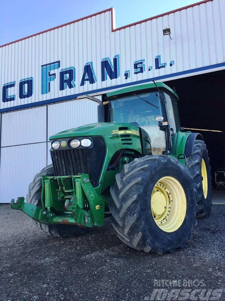 John Deere 7920 AutoPower - Tractors, Price: £31,518, Year ...