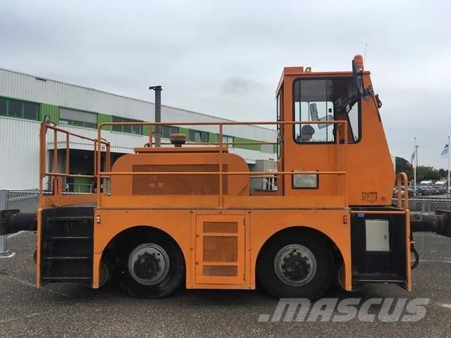 Unimog TRACTO T13 Locomotive tractor rails / road