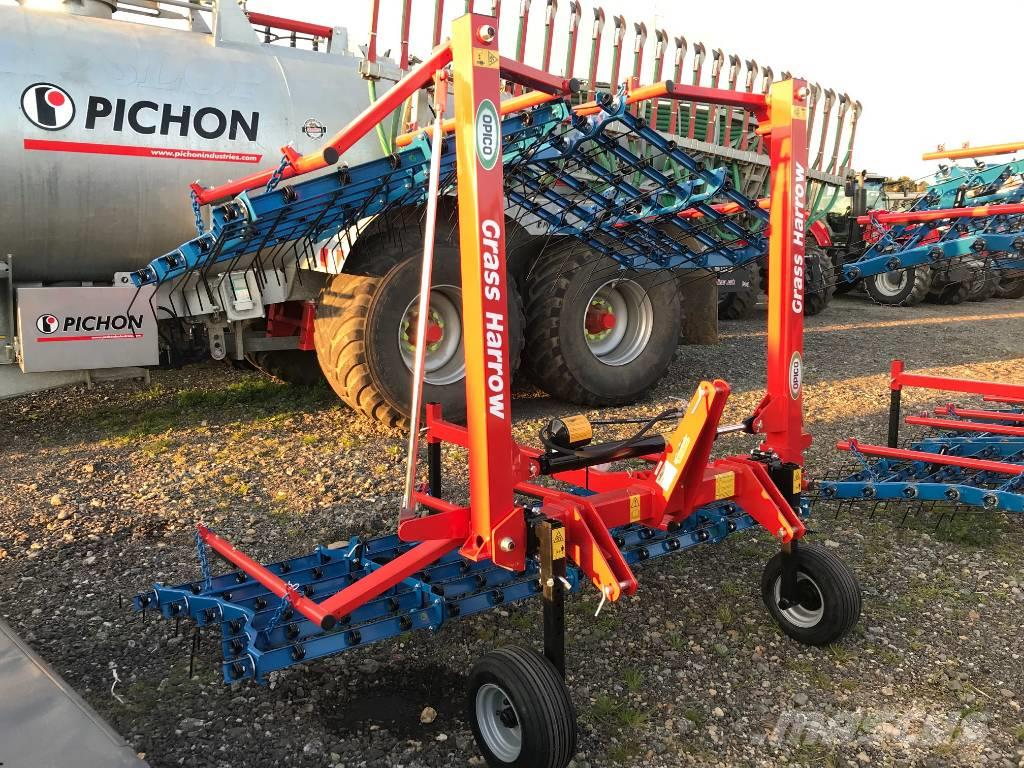 [Other] opico 6m Grass Harrow