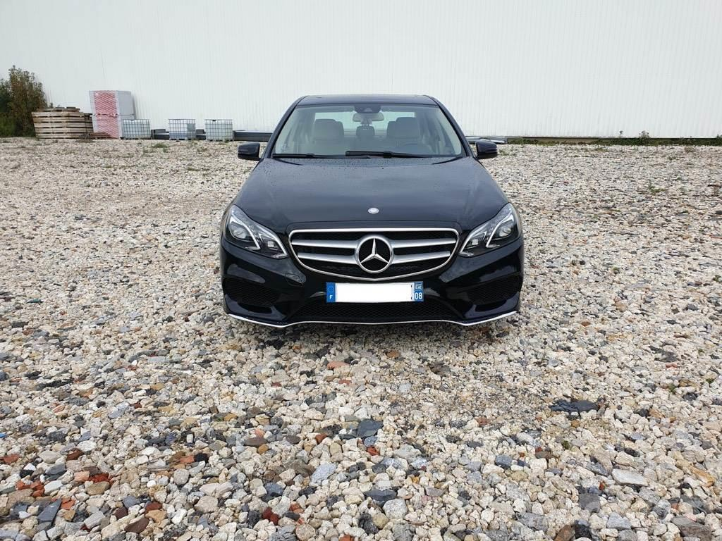 Mercedes Benz E Cl