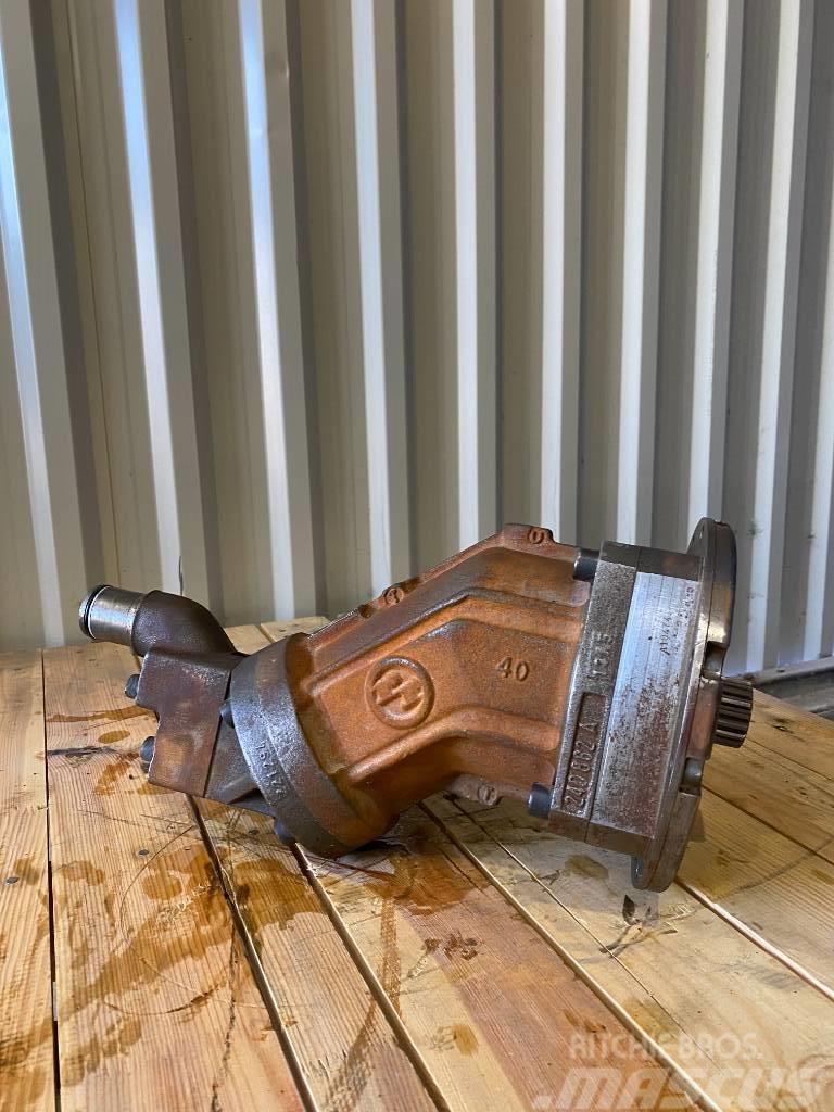 [Other] Hydraulic motor Bosch Rexroth A2FM90/61L-PA