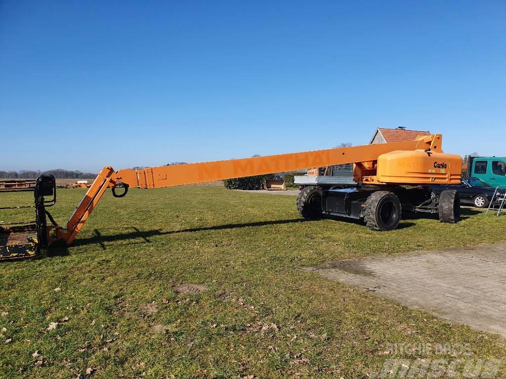 Genie S 85 Teleskoparbeitsbühne 4x4  24 Meter