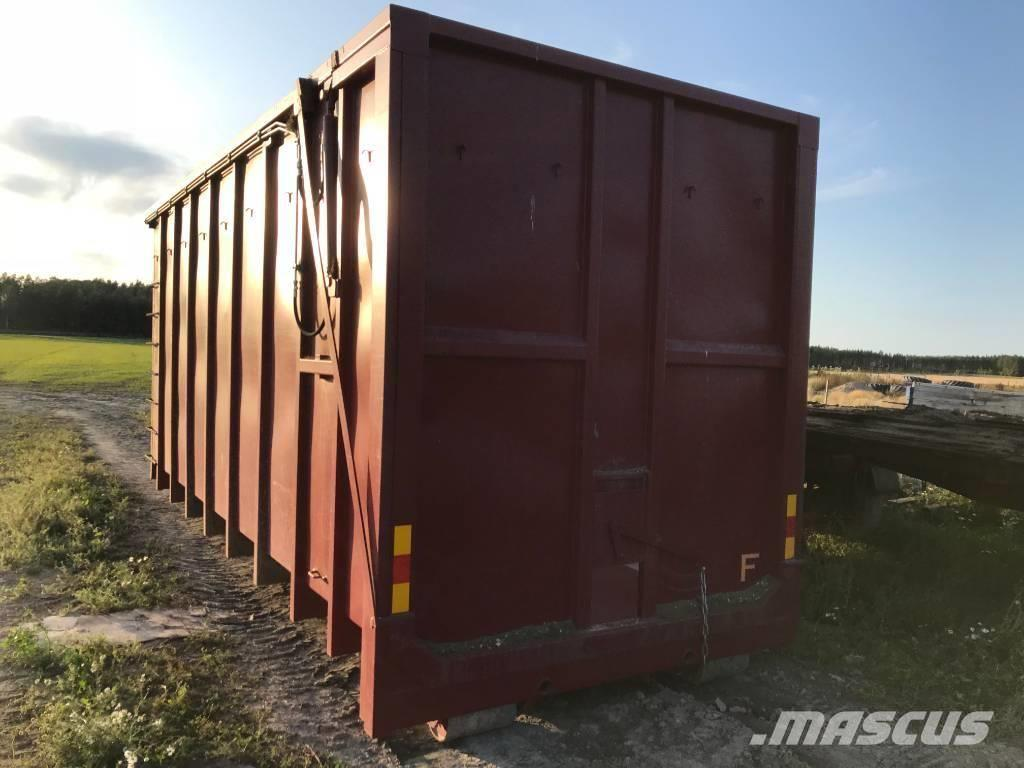 [Other] LASTVÄXLAR CONTAINER CA 42 M3