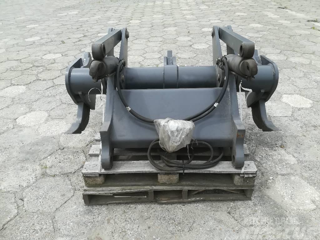 [Other] Zrywak 3-zębny spycharki CASE 1150M MS Ripper fits
