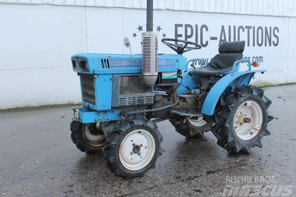 Iseki TX1410 Mini Tractor