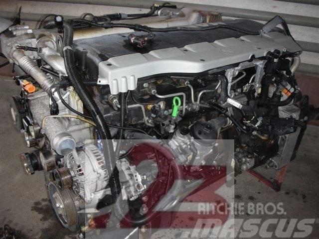 [Other] Silnik MAN TGA TGS TGX D2676 LF E4 Euro4 D26