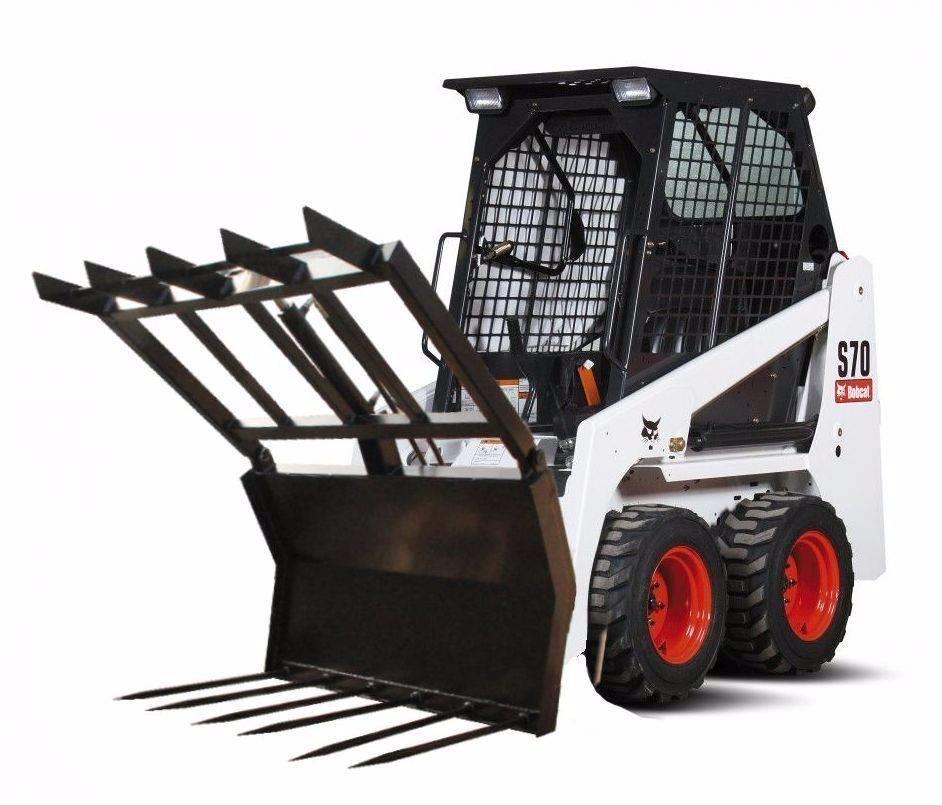 [Other] BBT Hydr. Kroko-Zange Bobcat 110cm