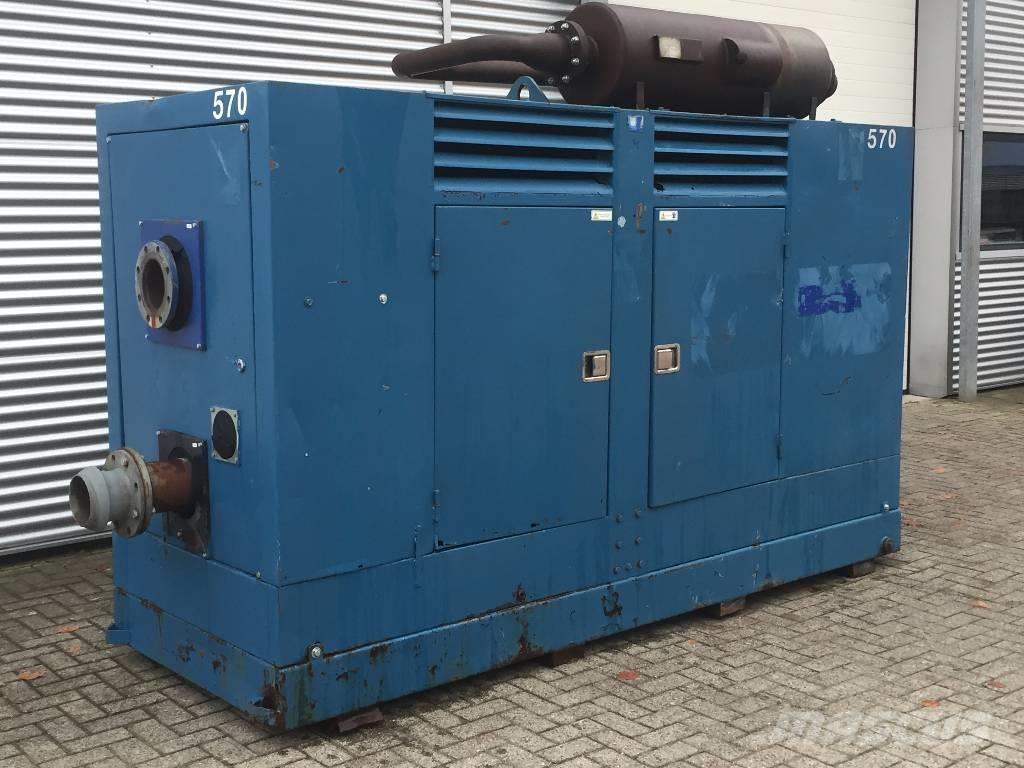 BBA WATERPUMPS CL 125-400