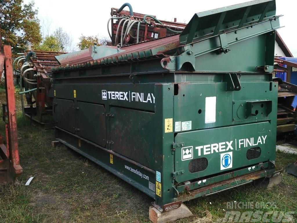 Terex Finlay 683 390 Hopper