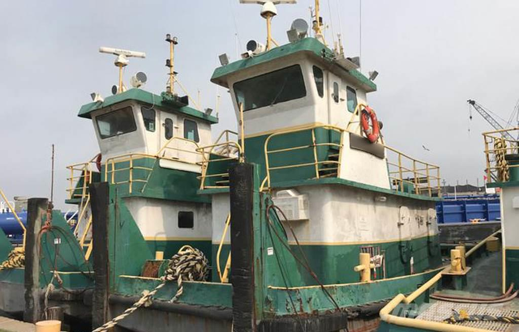 [Other] (2) Twin Screw 600HP Push Boats