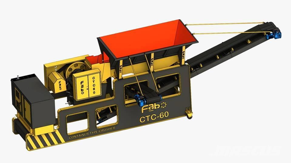 Fabo COMPACT JAW CRUSHING PLANT **BEST PRICE