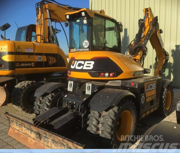 JCB Hydradig 110W _ Garantie/Warranty 4500h o. 5y