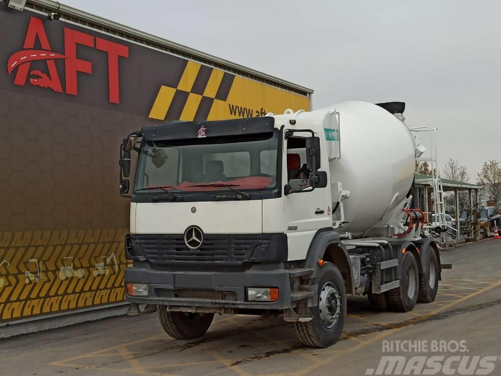 Mercedes-Benz 2005 AXOR 3028 6X4 IMER CONCRETE MIXER