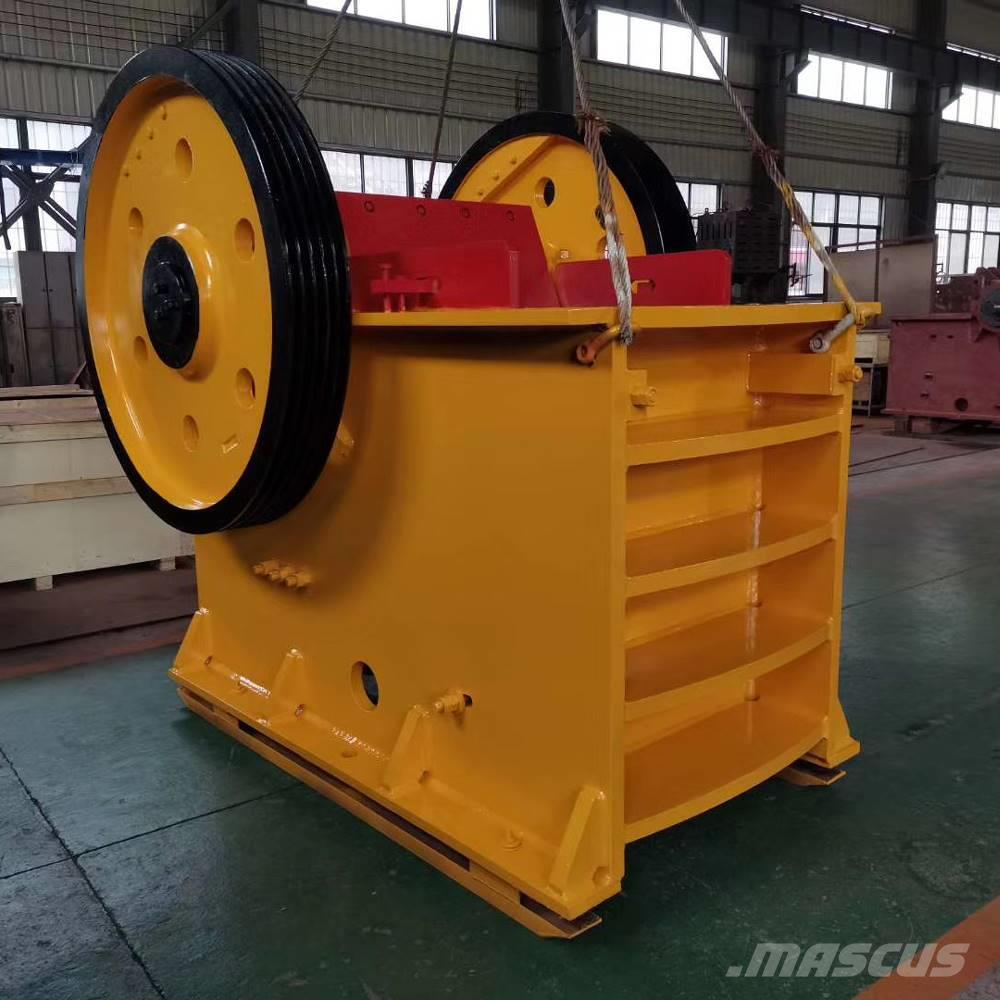 "White Lai 2436 Or 24""x36"" Stone Jaw Crusher"