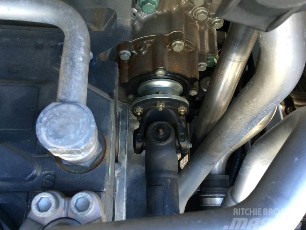 Mercedes benz 1848 axor more information -  Mercedes Benz Arocs 1848ls 4x4 Had 2017 Conventional Trucks Tractor Trucks