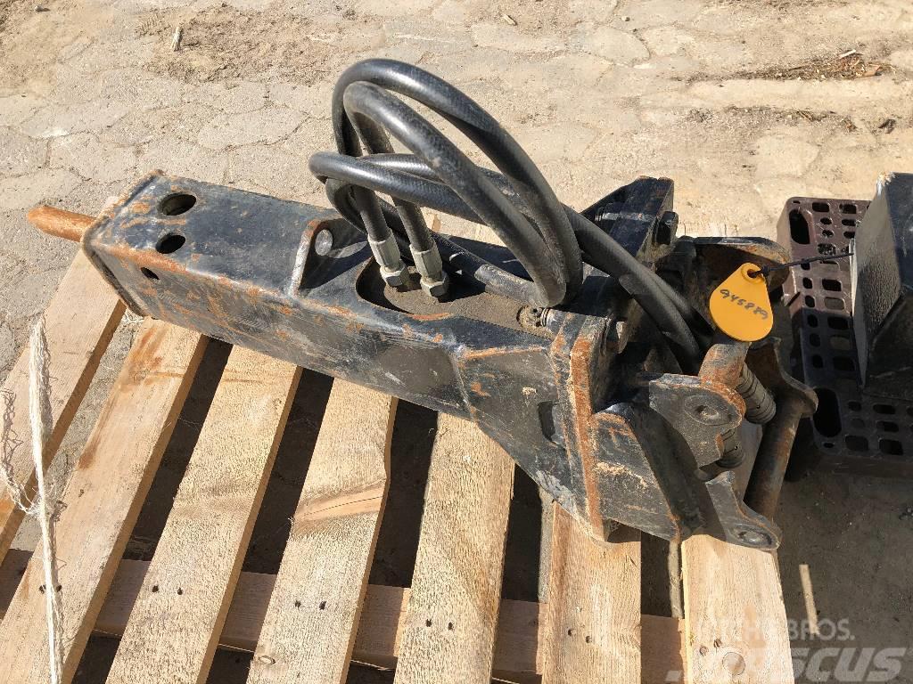 [Other] hydraulik hammer til 1,5 tons