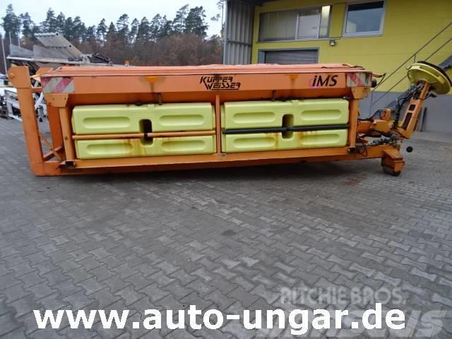 Küpper-Weisser Salzstreuer 6m³ 6,5 m³ IMSSL 3000L Sole Abroller