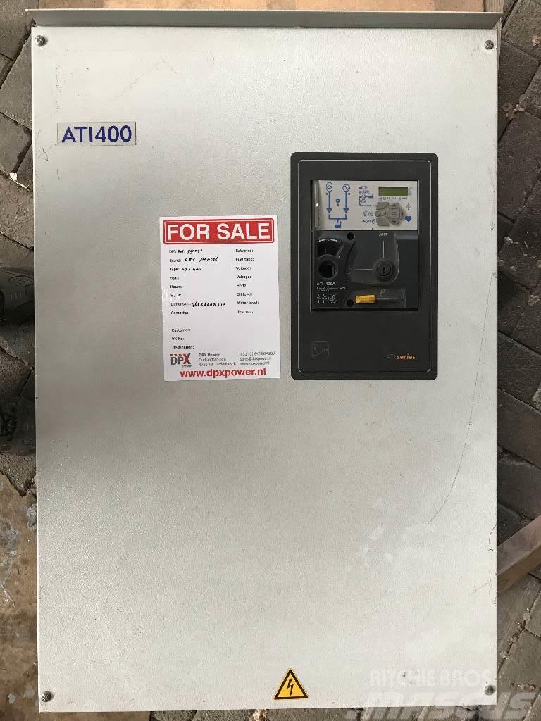 ATS Panel 400A - DPX-99041