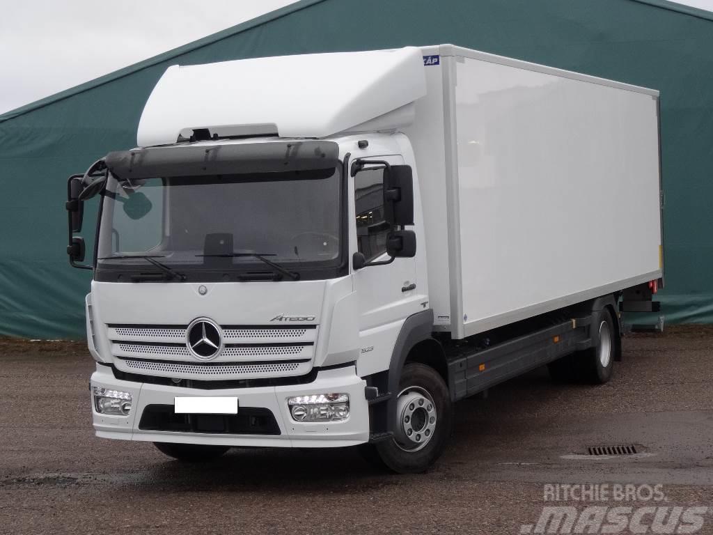 Mercedes-Benz Atego 1224 L