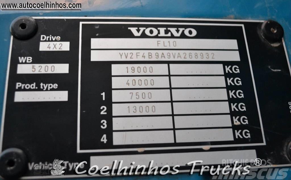 Volvo FL 10 320, 1997, Chassier