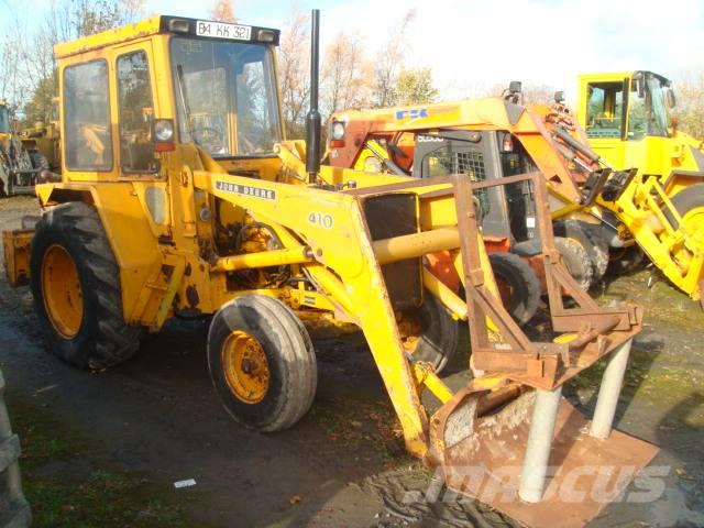 John Deere 410 1984 Ireland Used Backhoe Loaders Mascus Usa