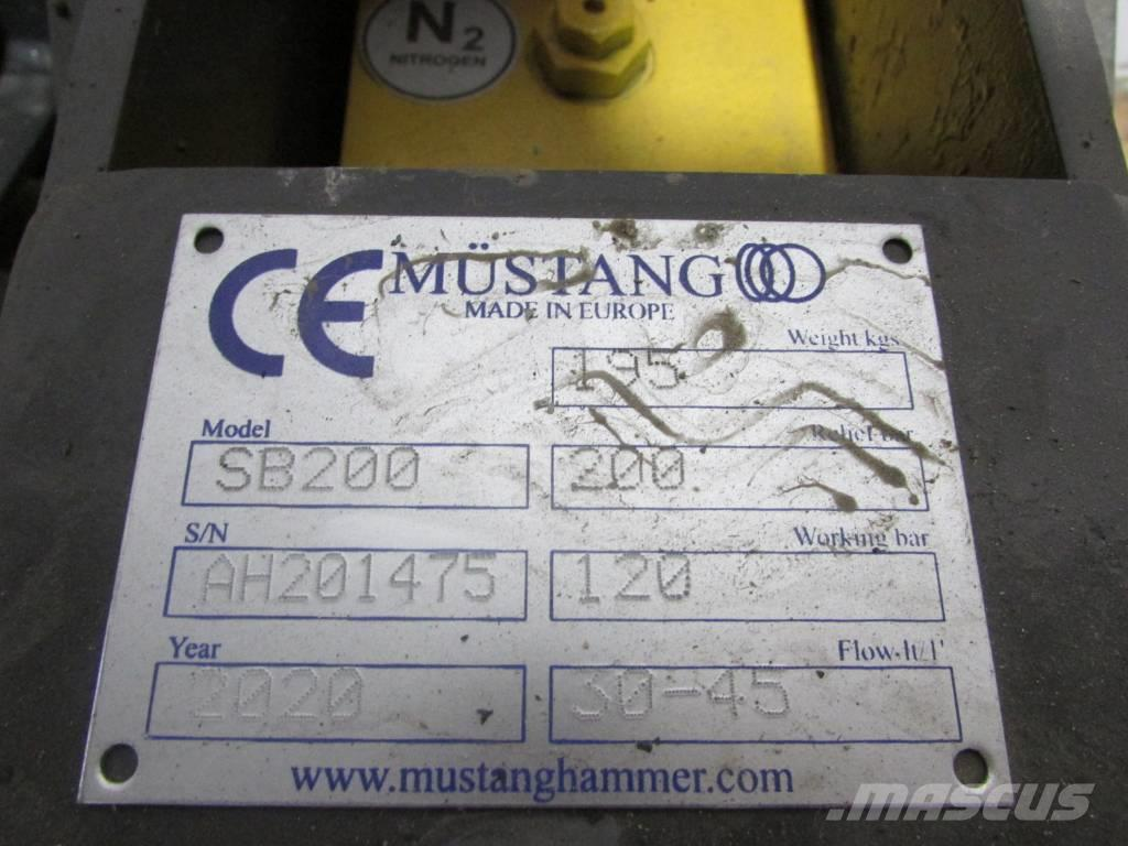 Mustang SB 200