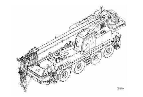Tadano Faun ATF 80-4