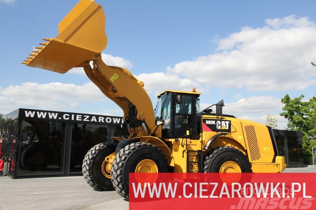 Caterpillar 980K / 31,500KG / 402hp / ac / 1owner