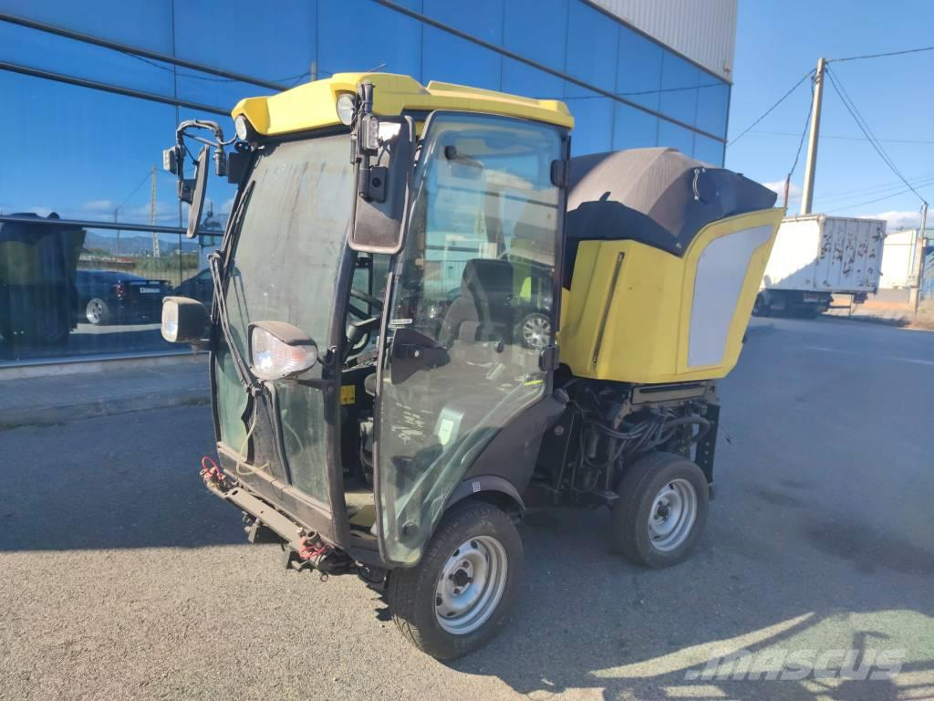 Kärcher MC 50 Road industrial sweeper (VMP-Tennant)