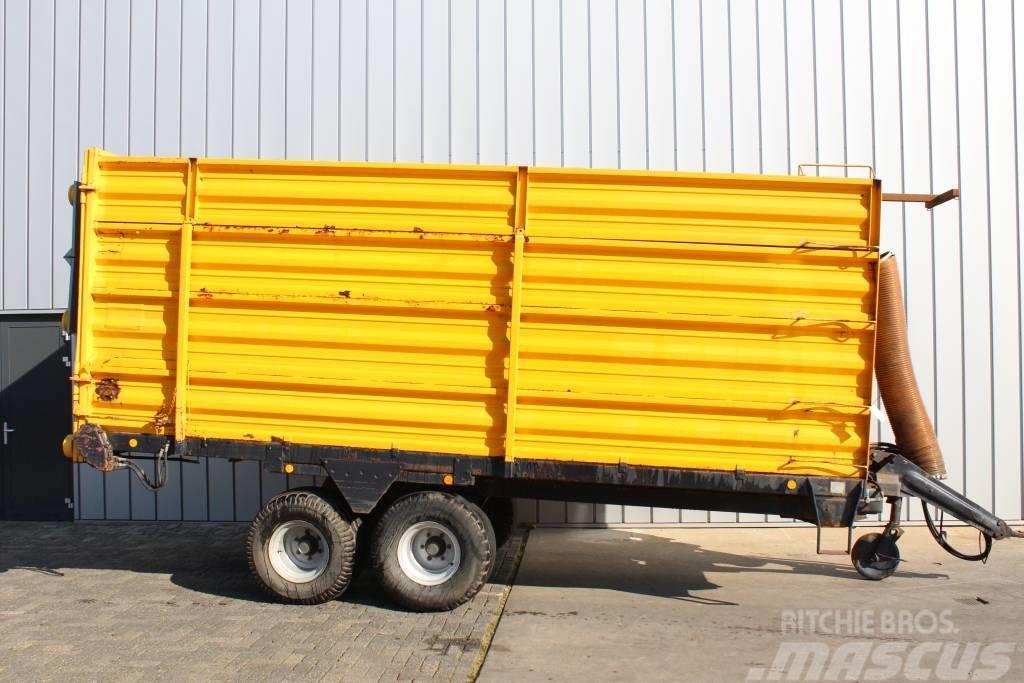 Deutz-Fahr FE6 47 6627 opvangwagen / Ladewagen / trailer