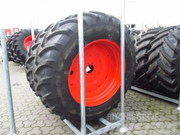 Firestone 2 Räder 540/65 R38