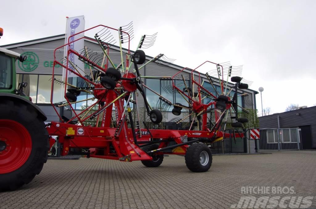 Fella TS4000 4-rotor hark nieuw