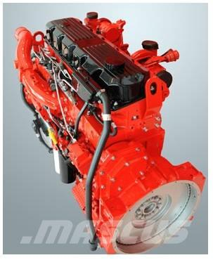 Cummins QSZ Series Diesel Engine for Machine/Vessel