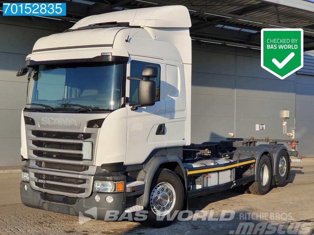 Scania R450 6X2 Retarder Liftachse ACC Euro 6