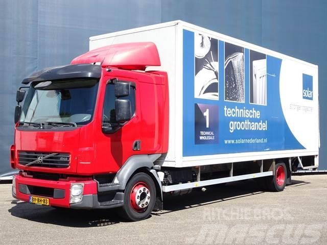 Volvo FL 12.240 4X2 KOFFER / LBW / KLIMA