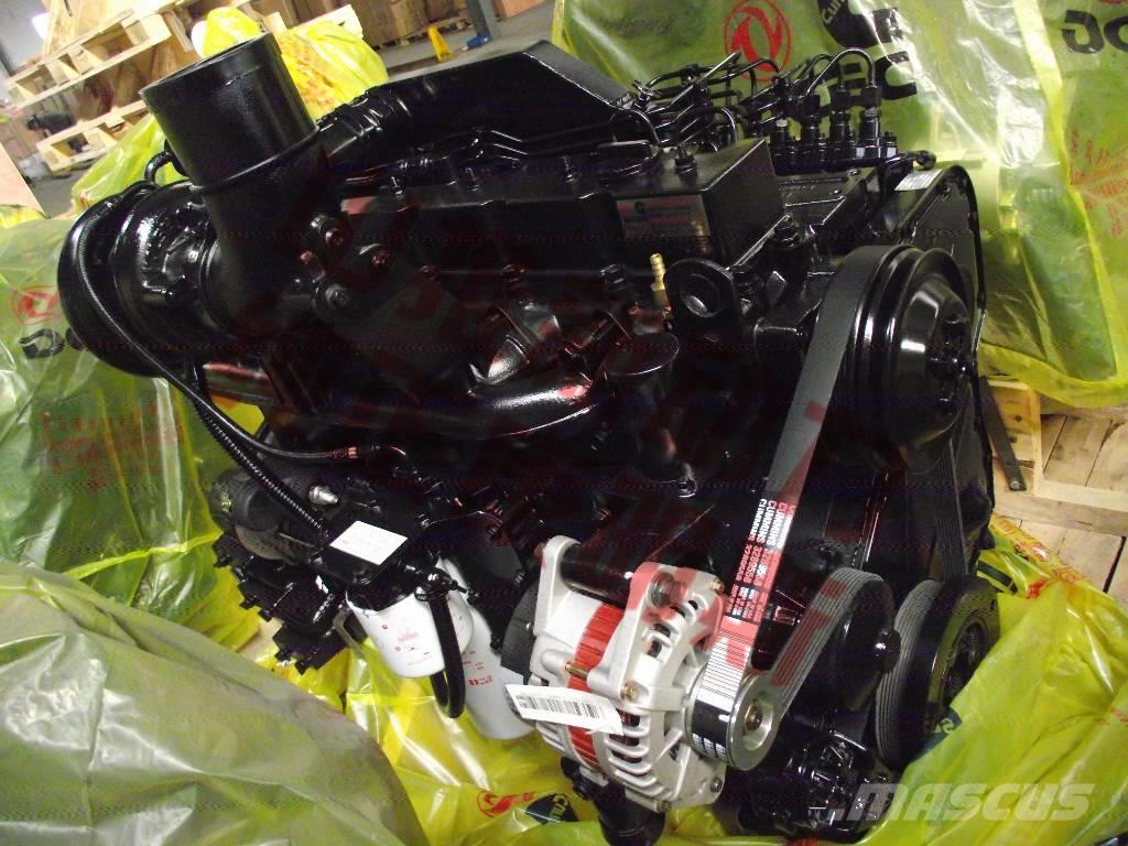 Cummins 4BTA3.9-C125, 2015, Motorer