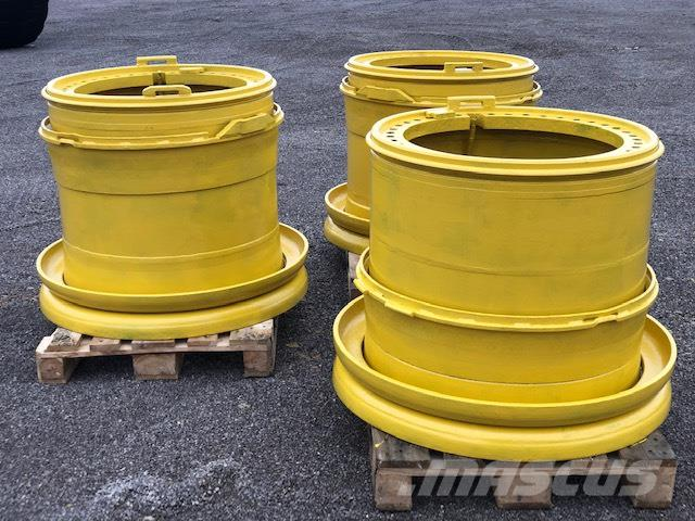 Caterpillar 988 h rims