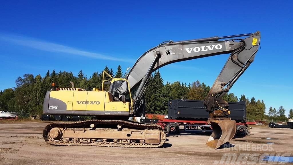 Volvo EC 290 C L