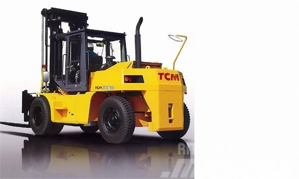 TCM FD150S 15噸柴油堆高機