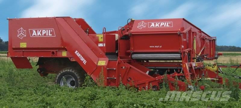 Akpil Kartoffel Potato Harvester