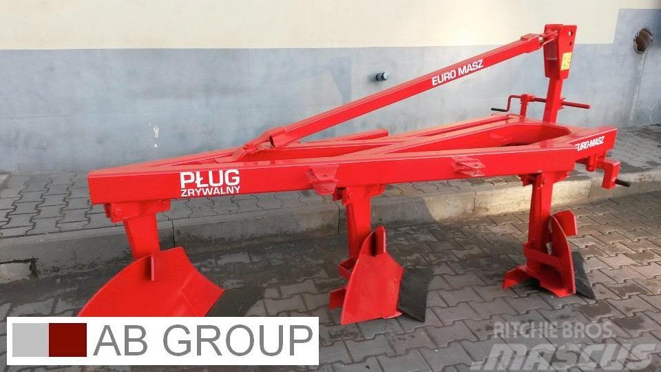 Euro-masz Plough/Pług zagonowy PZ4/Abreiss Pflüge/