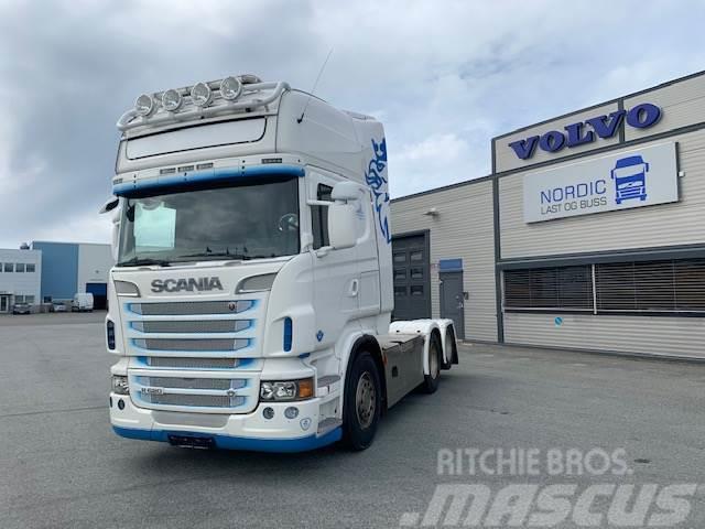 Scania R620 6x2 m ADR