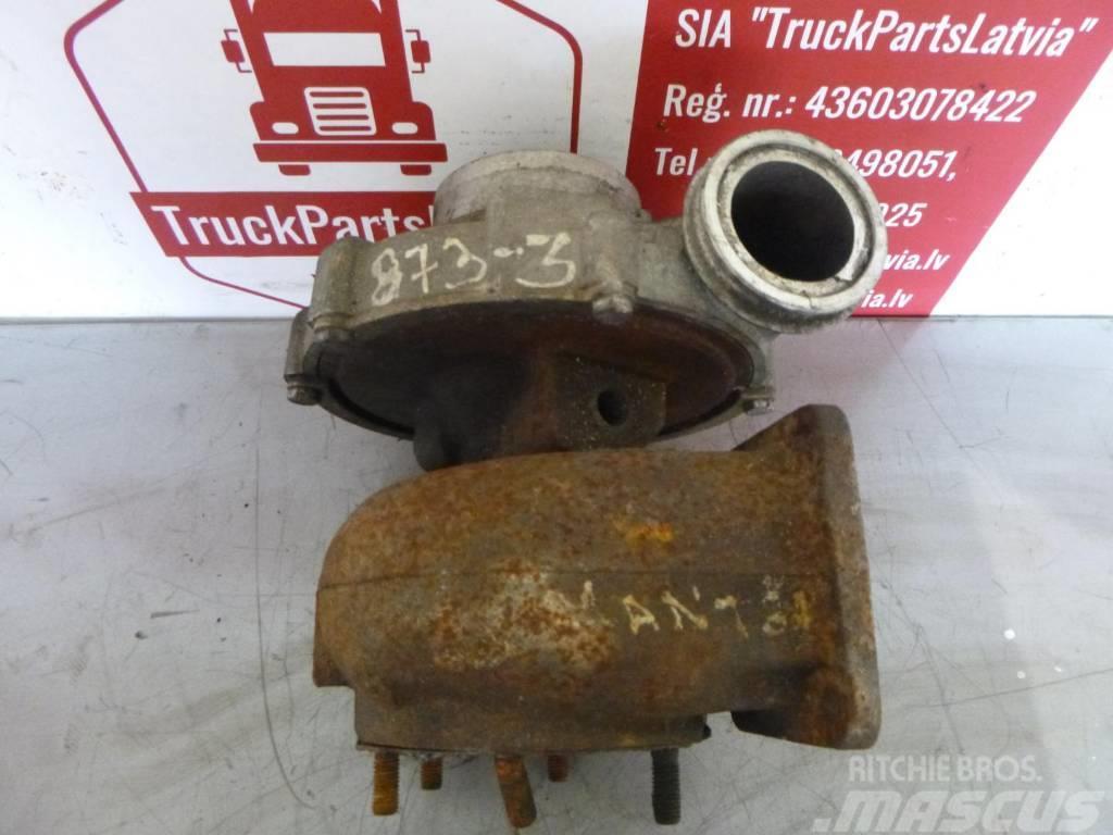 MAN TGA TURBINE D2866LF27