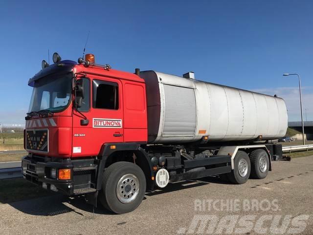 MAN 26.322 Ladog AL 28 6x4 Bitum Tanker