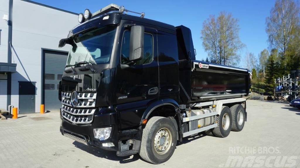 Mercedes-Benz Arocs 510 CV dump truck 6x4 good condition