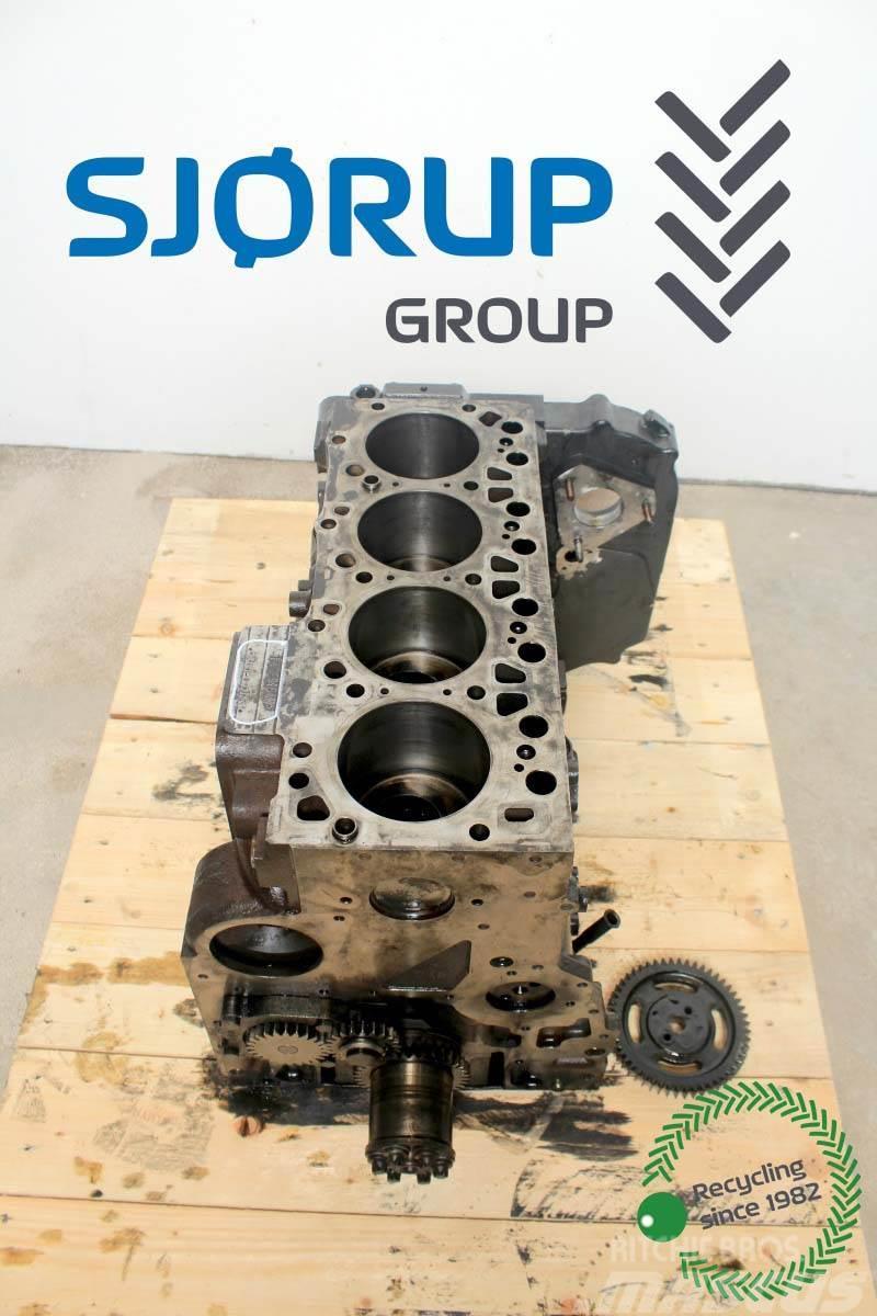 New Holland LM5080 Shortblock