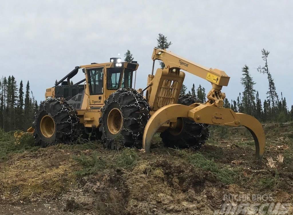 Tigercat 632E