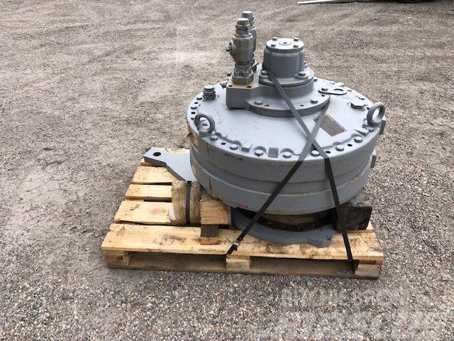 [Other] HAGGLUNDS MA 141 HYDRAULIC ENGINE