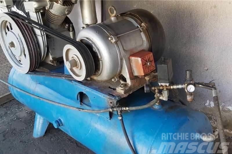 Atlas Copco Air Compressor 500 L